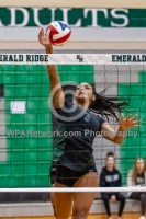 Gallery: Volleyball Rogers (Puyallup) @ Emerald Ridge
